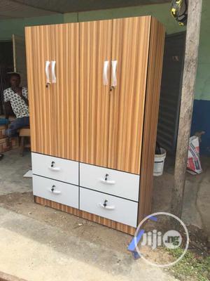 Standard 4 Door Wardrobe   Furniture for sale in Lagos State, Ojo