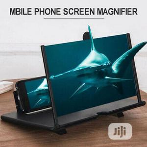 Screen Enlarge Magnifier HD Mobile Phone Smart Phone Stand | Accessories for Mobile Phones & Tablets for sale in Lagos State, Surulere