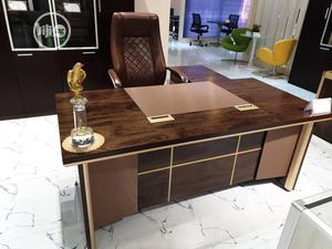 Super Executive Office Table and Chair | Furniture for sale in Lagos State, Ojo