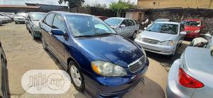 Toyota Corolla 2007 S Blue | Cars for sale in Lagos State, Apapa