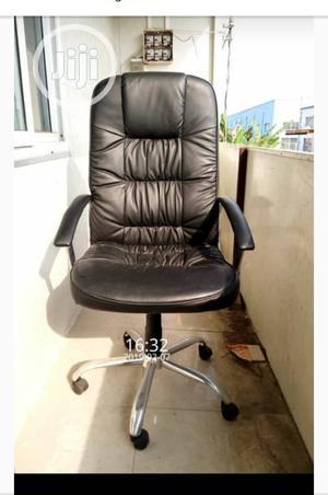 Brown New Office Chair for Sale | Furniture for sale in Edo State, Benin City
