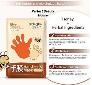 Bioaqua Whitening Moisturizing Honey Hand Mask   Skin Care for sale in Lagos State, Ikeja