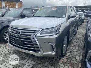 Lexus LX 2017 Gold | Cars for sale in Lagos State, Lekki