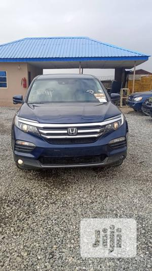 Honda Pilot 2016 Blue | Cars for sale in Lagos State, Ikorodu