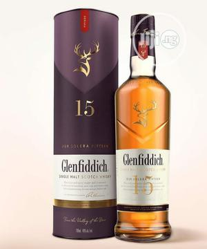 Glenfiddich 15 Years | Meals & Drinks for sale in Lagos State, Surulere