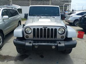 Jeep Wrangler 2013 Sport S Gray   Cars for sale in Lagos State, Apapa