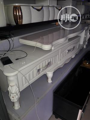 Royal Tv Stand With Glass Top | Furniture for sale in Lagos State, Ajah
