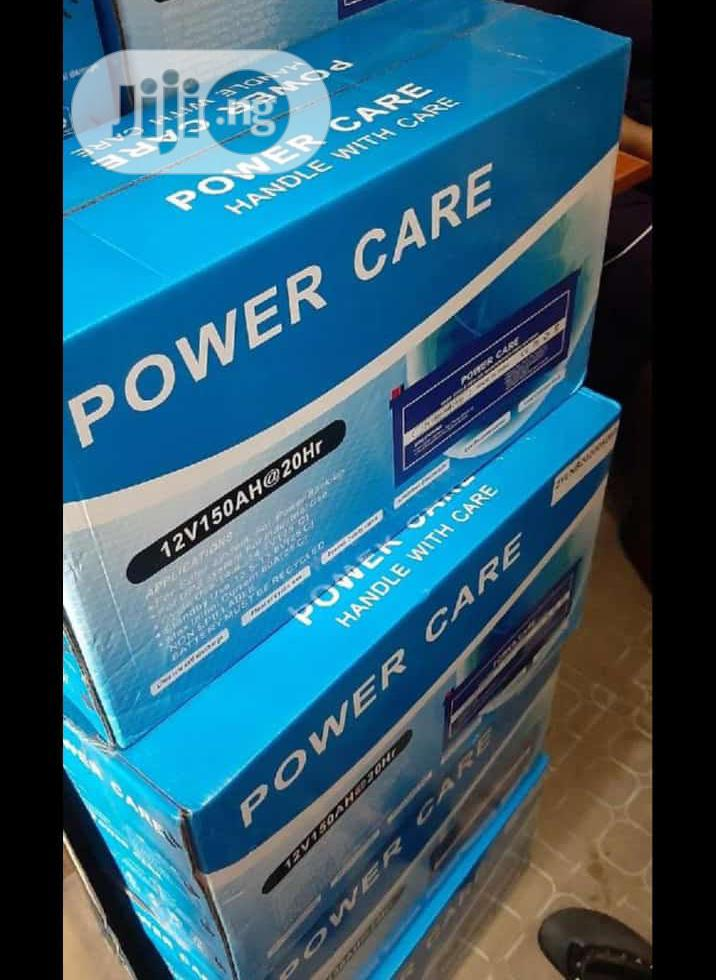 200ah Power Care Solar Battery