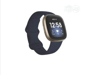 Fitbit Smartwatch Versa 3 + GPS   Smart Watches & Trackers for sale in Lagos State, Ikeja