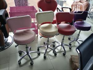 Italian Unique Salon Chairs | Furniture for sale in Lagos State, Oshodi