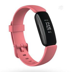 Fitbit Inspire 2 Heart Rate + Fitness Tracker   Smart Watches & Trackers for sale in Lagos State, Ikeja