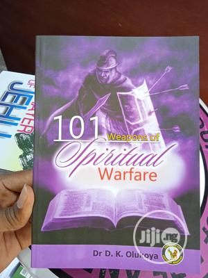 101 Weapons of Spiritual Warfare. | Books & Games for sale in Lagos State, Surulere