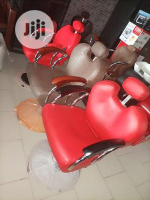 Italian Unique Executive Salon Chairs | Furniture for sale in Lagos State, Oshodi