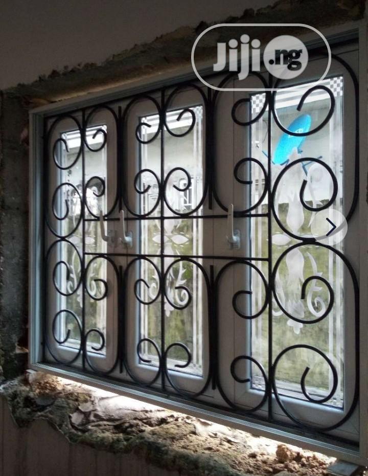 Burglary And Window
