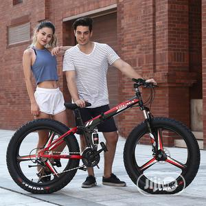 Fat Tyre Hummer Bicycle   Sports Equipment for sale in Lagos State, Surulere
