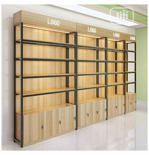 Wall Mounted Display Cabinets | Furniture for sale in Lagos State, Ipaja