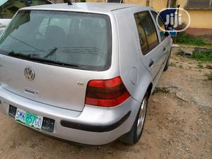 Volkswagen Golf 2002 1.8 T GTI Gray | Cars for sale in Lagos State, Isolo