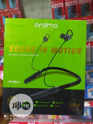 Oraimo Wireless Bluetooth Headphone OEB-E74D   Headphones for sale in Lagos State, Ikeja