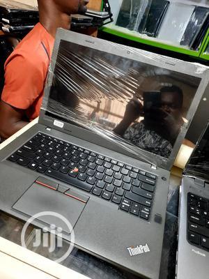 Laptop Lenovo ThinkPad T460 8GB Intel Core I5 SSD 256GB | Laptops & Computers for sale in Lagos State, Tarkwa Bay Island