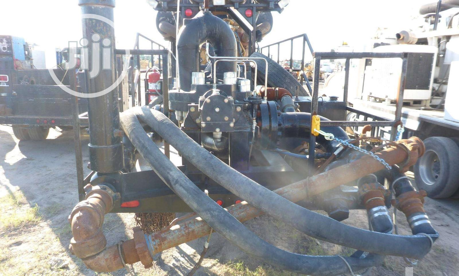 High Pressure/High Volume Multi Stage Pump   Manufacturing Equipment for sale in Port-Harcourt, Rivers State, Nigeria