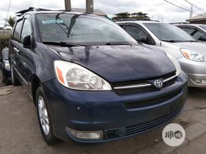 Toyota Sienna 2004 Blue   Cars for sale in Lagos State, Apapa