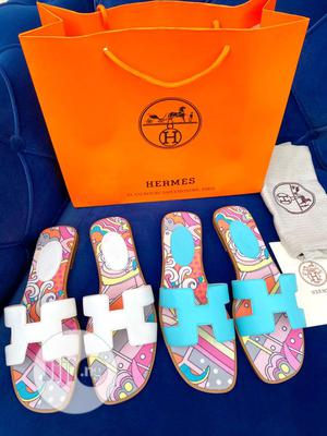 High Quality Hermes Slippers for Ladies | Shoes for sale in Lagos State, Magodo