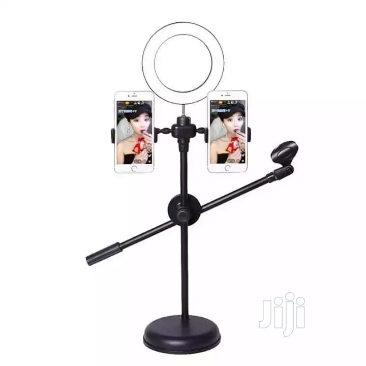 Archive: Mobile Phone Tripod Stand Live Broadcast