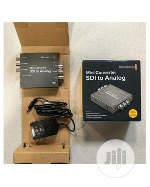 Blackmagic Design Mini Converter SDI to Analog | Computer Accessories  for sale in Lagos State, Ikeja