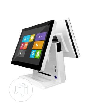 All In One Touchscreen POS Machine With Double Screen | Store Equipment for sale in Lagos State, Ikeja