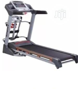 2.5HP Treadmill With Massager   Sports Equipment for sale in Lagos State, Ojo