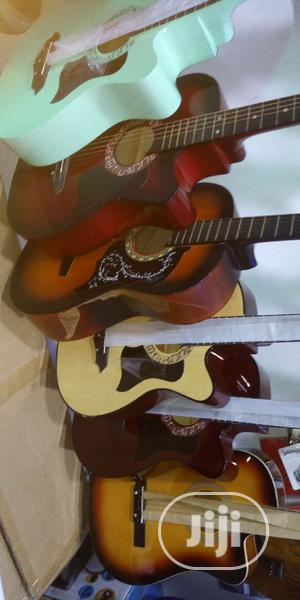 Acoustic/Box Guitar   Musical Instruments & Gear for sale in Lagos State, Alimosho