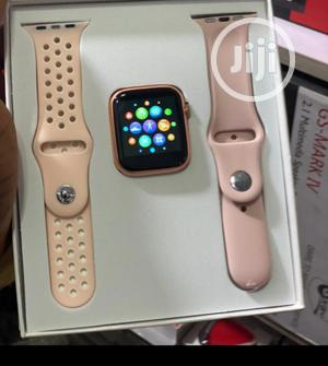 T55 Full Touch Smartwatch For Apple Watch Android Ios   Smart Watches & Trackers for sale in Lagos State, Ikeja