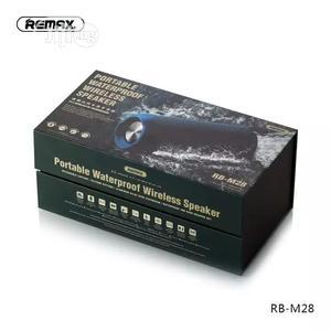 Remax Waterproof Bluetooth Speaker RB-M28   Audio & Music Equipment for sale in Lagos State, Ikeja