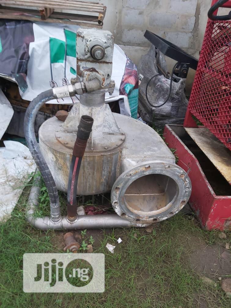 Hydraulic Submersible Trash And Slurry Pumps