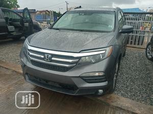 Honda Pilot 2014 Gray | Cars for sale in Lagos State, Ikeja