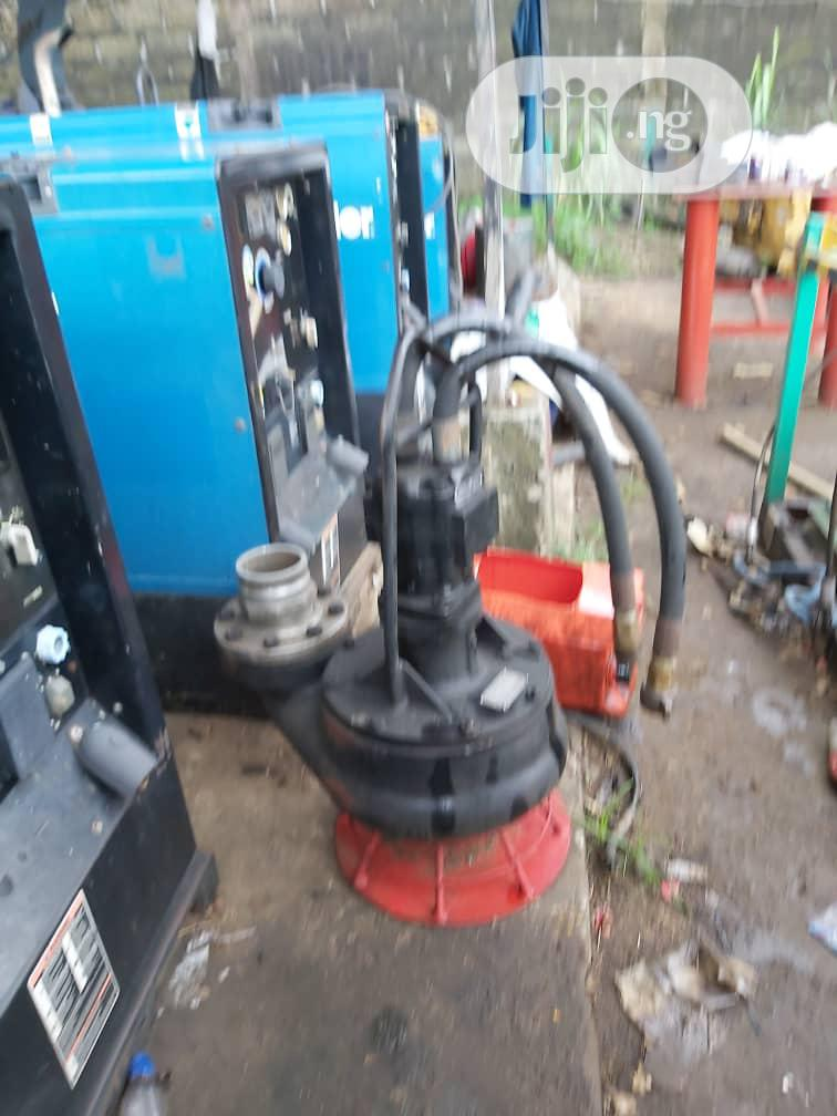 Hydraulic Submersible Trash And Slurry Pumps   Manufacturing Equipment for sale in Port-Harcourt, Rivers State, Nigeria