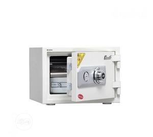 Home Safe Dial Fireproof Safe (Bs-D310) Aug13   Safetywear & Equipment for sale in Lagos State, Alimosho