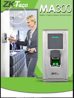 Zkteco MA300 Fingerprint Time Attendance & Access Control | Security & Surveillance for sale in Lagos State, Ikeja