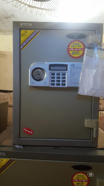 Electronic Digital Fireproof Safe