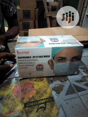 Surgical Face Mask | Medical Supplies & Equipment for sale in Lagos State, Tarkwa Bay Island