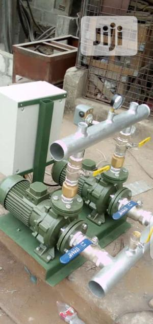 5.5hp Saer Centrifugal Pump | Plumbing & Water Supply for sale in Lagos State, Orile