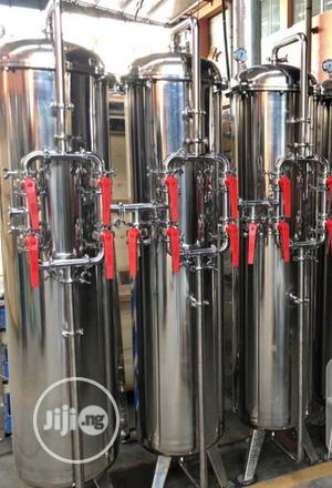 Imported Stainless Water Treatment Tanks | Manufacturing Equipment for sale in Lagos State, Orile