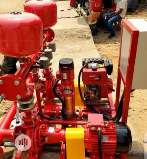 10 HP Fire Hydrant Pump | Safetywear & Equipment for sale in Lagos State, Orile