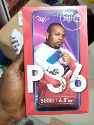 New Itel P36 16 GB Black   Mobile Phones for sale in Lagos State, Ikeja