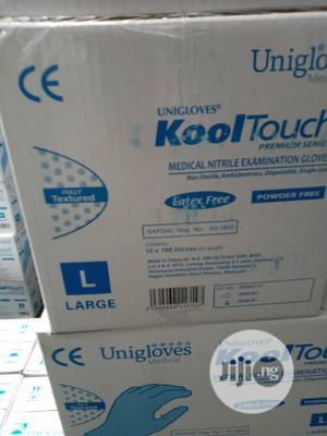 Kooltouch Examination Nitrile Glove | Medical Supplies & Equipment for sale in Enugu State, Enugu