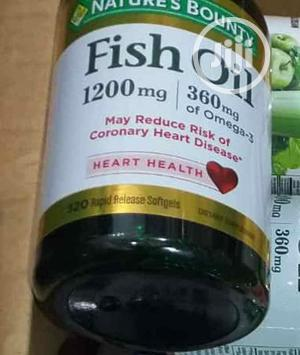 Nature's Bounty Fish Oil | Vitamins & Supplements for sale in Lagos State, Amuwo-Odofin