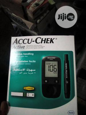 Accu Check Machine | Medical Supplies & Equipment for sale in Lagos State, Victoria Island