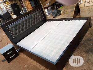 6by6 Bed Frame | Furniture for sale in Abuja (FCT) State, Lugbe District