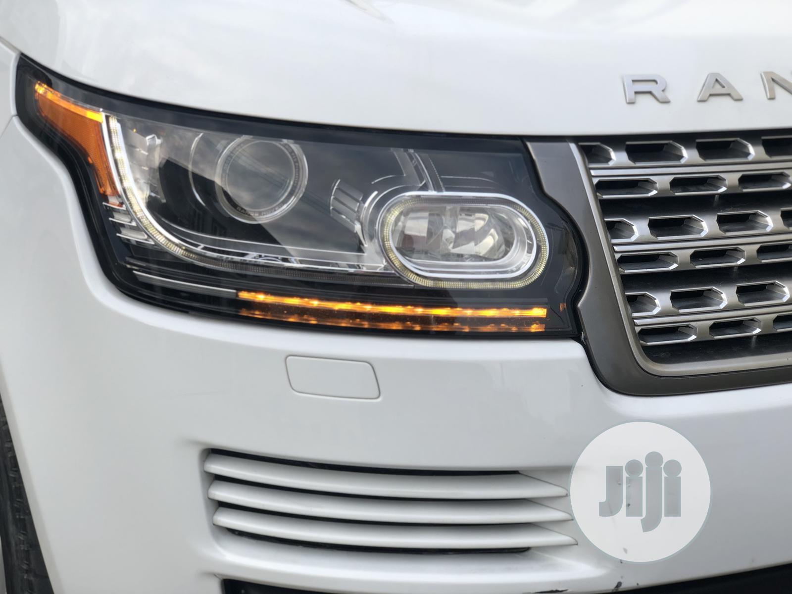 Land Rover Range Rover Vogue 2015 White | Cars for sale in Lekki, Lagos State, Nigeria