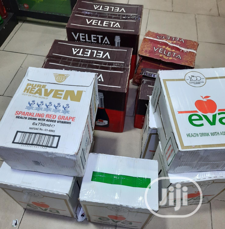 Veleta Chamdor Eva Pure Heaven Angel J&W Non-alcoholic Wine